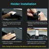 Universal Magnetic Car Mount Holder for Phone or GPS