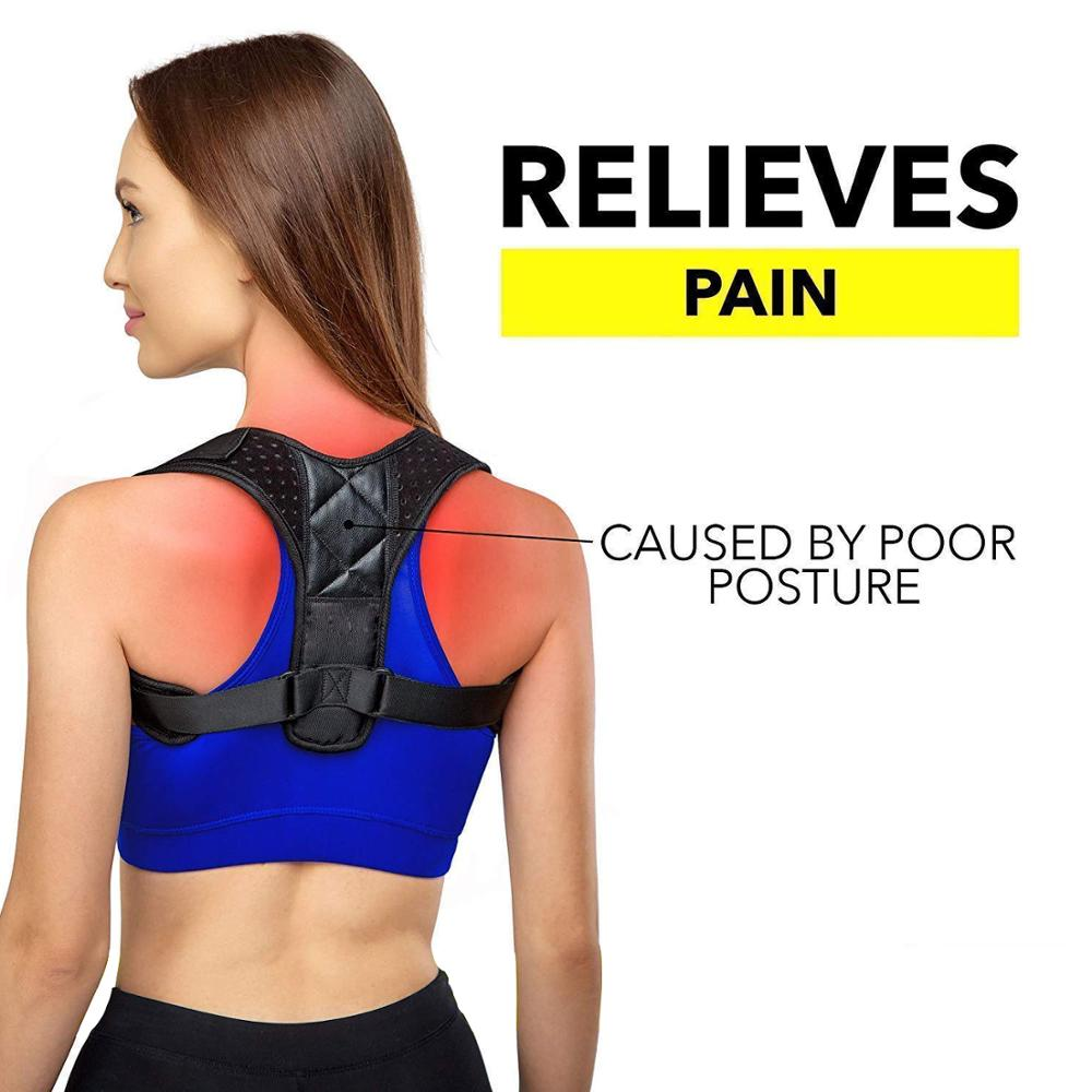 Posture Corrector for Adults and Children Medical Clavicle Support Belt Corset Upper Back Brace