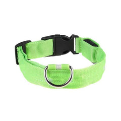 Led Collar for Dogs  and Puppies.  Anti-Lost/Avoid Car Accident Collar