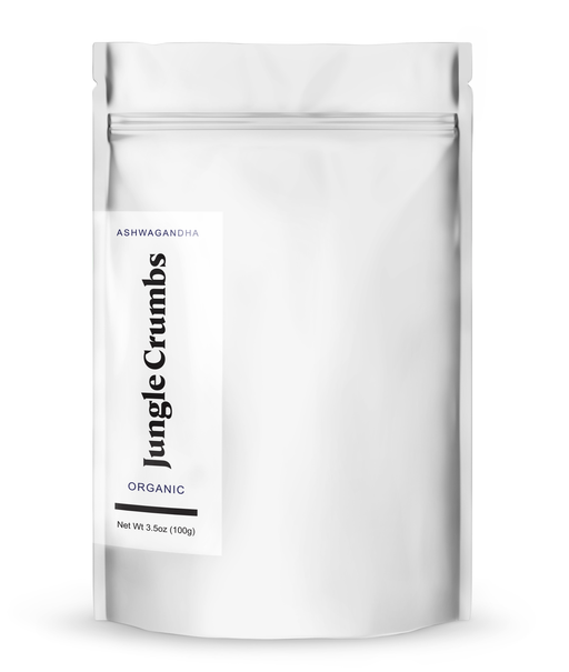 Organic Ashwaghanda Root Powder