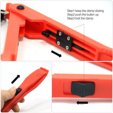 Load image into Gallery viewer, SAMSFX Fishing Gripper w/ Lock Switch Fish Grip Clamp Body Holder Controller Tool - SAMSFX