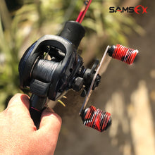 Load image into Gallery viewer, SAMSFX baitcasting reels grips