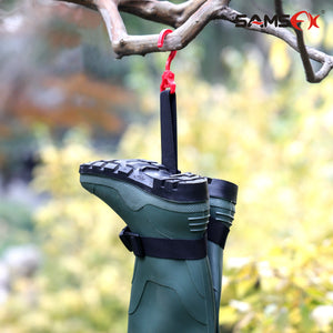 SAMSFX Fishing Wader Boot Hanger Strap Belt for Drying Wader Rack Storage