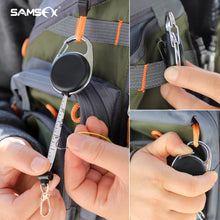Load image into Gallery viewer, SAMSFX Quick Knot Tying Tool Fly Fishing Clippers Tie Fast Nail Knot Tyer Kit Drop Shipping - SAMSFX