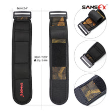 Load image into Gallery viewer, SAMSFX Fly Fishing Cast Aid Wrist Support Wrist Band Prevents Injury - SAMSFX