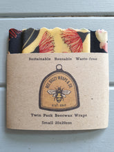 Small Twin Pack Australian Flora Wraps