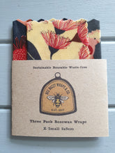 X-small 3 Pack Australian Flora Wraps