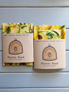 The Platter Pack - Avocados, Lemons & Chillies