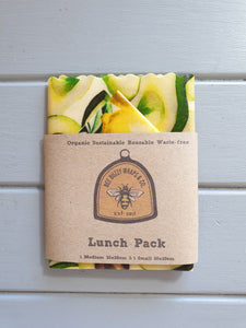 Avocado & Lemon Organic Lunch Pack