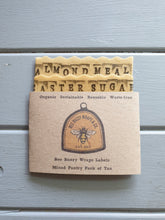Bee Buzzy Wraps Labels - Pantry Pack