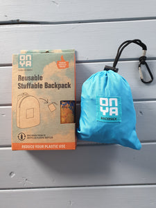 Onya Reusable Stuffable Backpack
