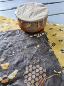 Make~Your~Own Beeswax Wraps Kit