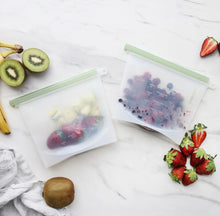 Ever Eco Reusable Silicone Food Pouches 2 x 1L