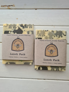 Elephant Organic Lunch Pack