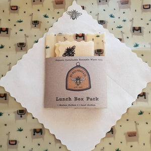Llama & Bumble Bee Organic Lunch Pack