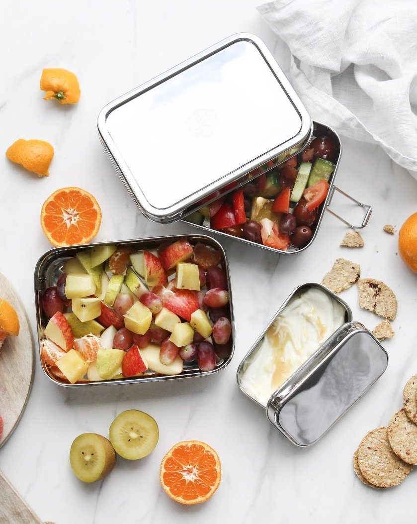 Ever Eco XL Stackable Lunch Box
