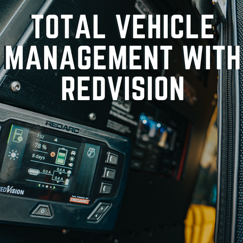Total Vehicle Management with RedVision