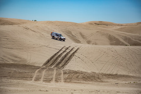 Expedition Overland Desert Driving