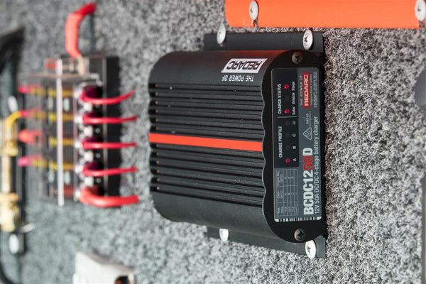 redarc lithium battery charger 50amp