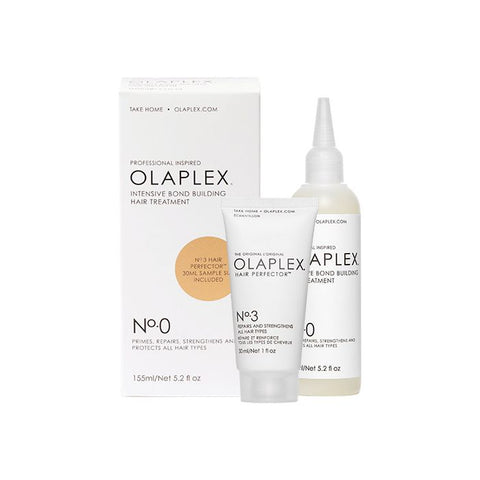 OLAPLEX NO. Itensive Bond Building Kit