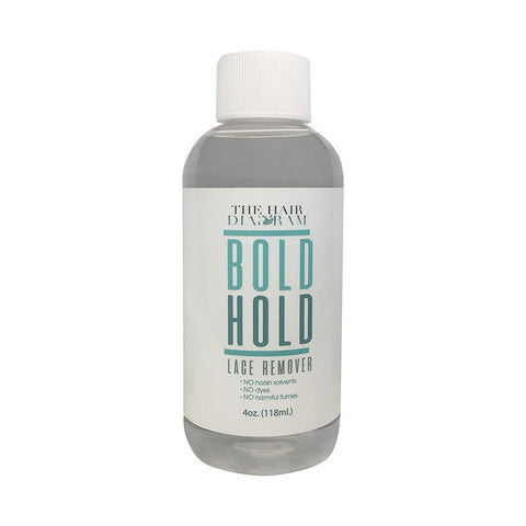 Bold Hold Lace Remover 4 oz.