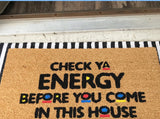 Check YA Energy Mat