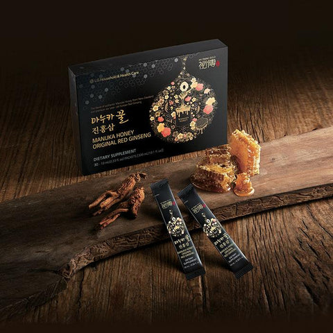 re:tune GOLD Manuka Honey Original Red Ginseng