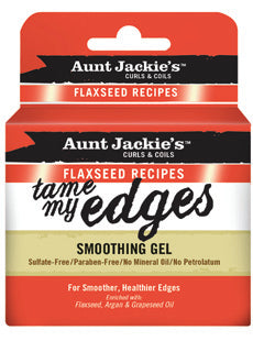 Aunt Jackie's Flaxseed Tame Me Edge Control