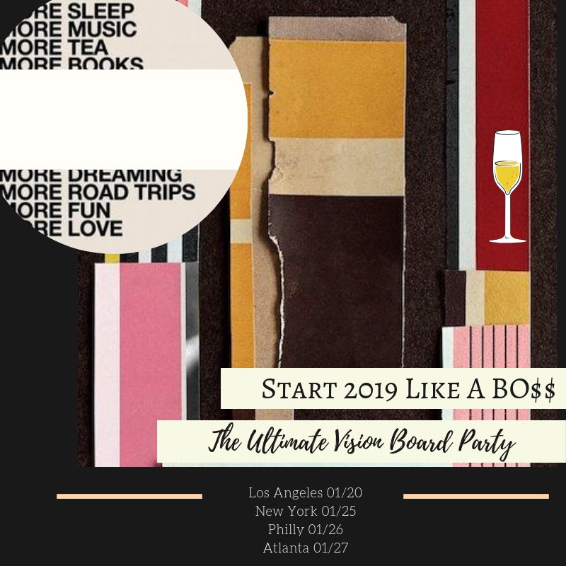 """The Ultimate Vision Board Party"""