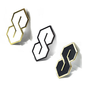 3 Pack S Thing Pins