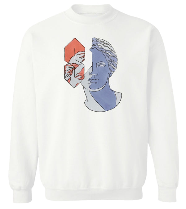 Roman S Sweatshirt - Collab with @Bbbrycewong