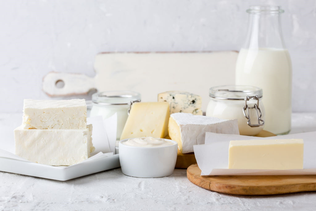 Dairy Products: Real Cause of Lactose Intolerance