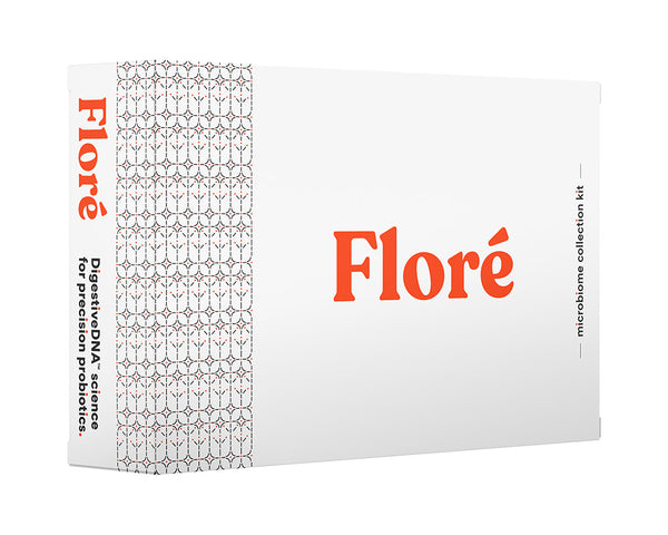 Member Retest: Floré Gut Health Test Kit