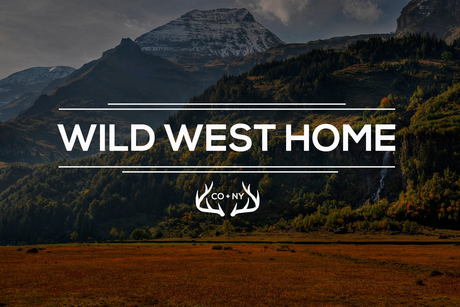 Welcome To Wild West Home