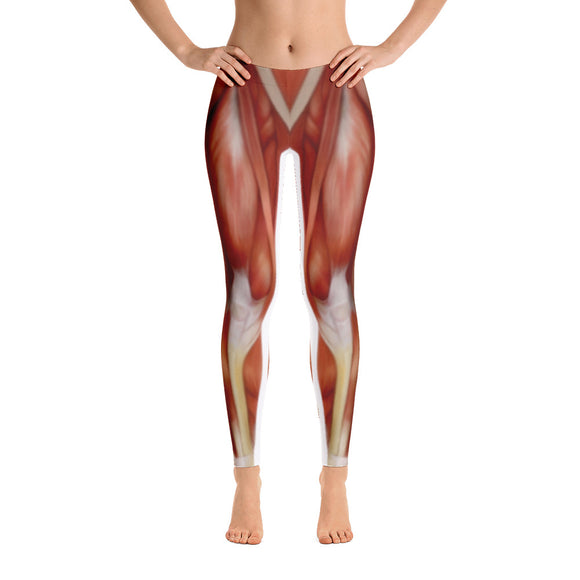 Muscular Fit Leggings - Luxury Emporio