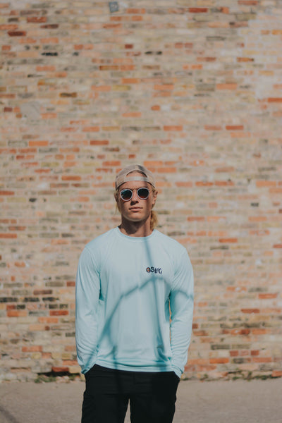 Limited Edition: 1:1 Seagrass Performance Long-sleeve