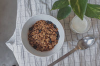 藍莓桂花脆脆燕麥片 Blueberry Osmanthus Granola