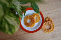 原片香橙脆片 Dehydrated Orange Chips
