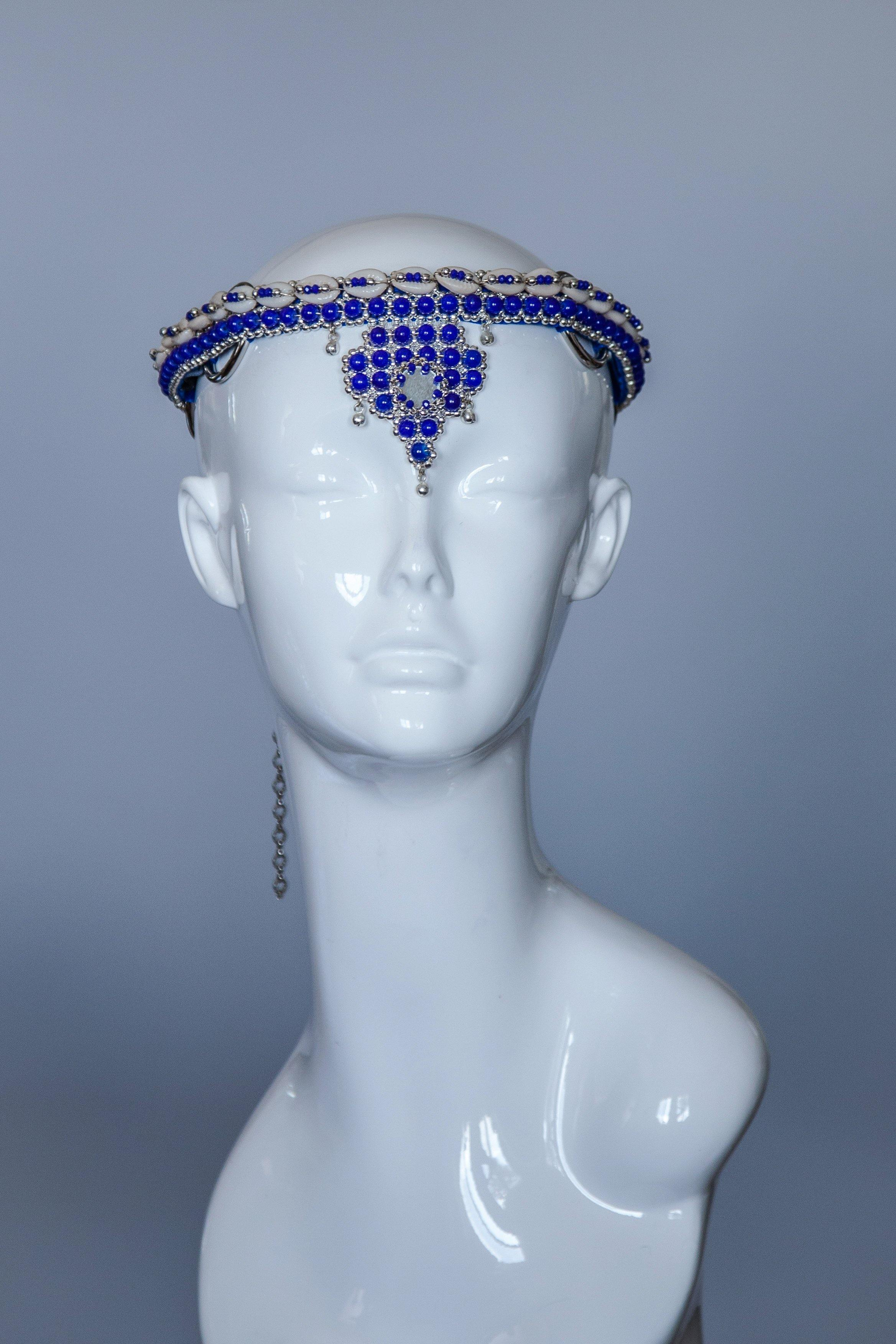 RUSHI Modular Crown - Blue