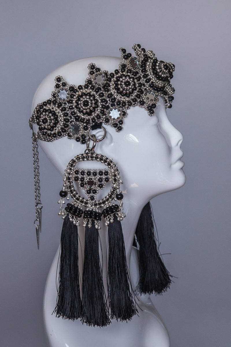 Eingana Crown with Anais Medallions - Object & Dawn