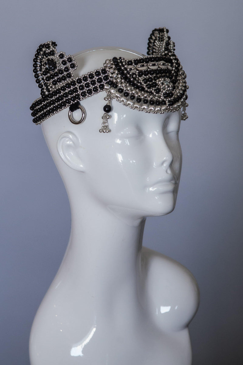 Anais Modular Crown w/Tassels - Object & Dawn