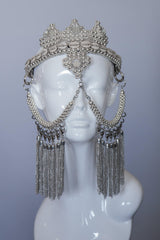 Elohim Modular Headpiece System - Stainless Steel - Object & Dawn