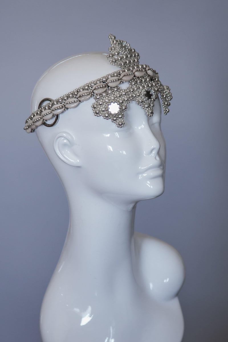 Elohim Crown with Anouk Medallions