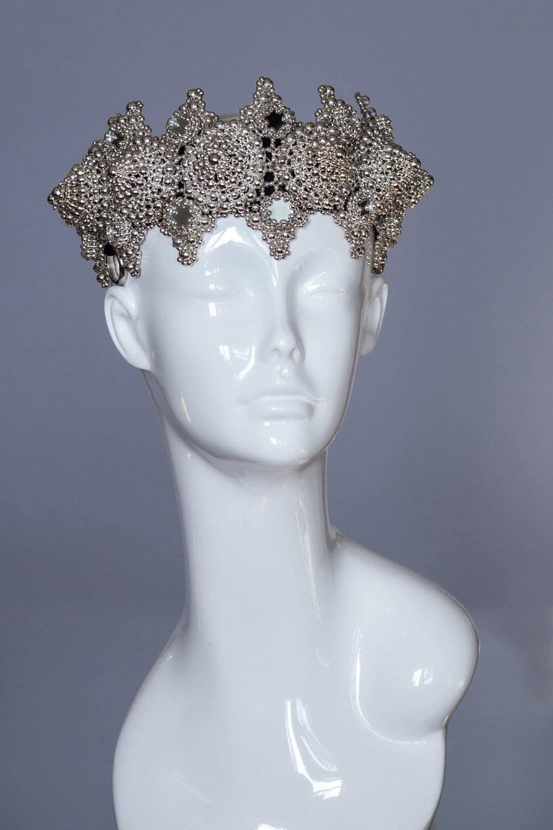Eingana Crown with Anouk Medallions - Object & Dawn