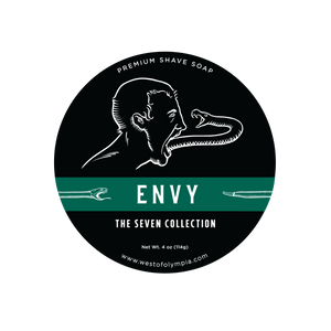 Envy Shaving Soap