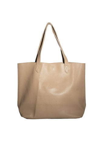 SALE Madison Tote in Beige
