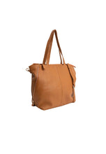 SALE Brooklyn Mini Tote in Caramel Weave