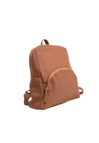 SALE Taylor Backpack in Caramel