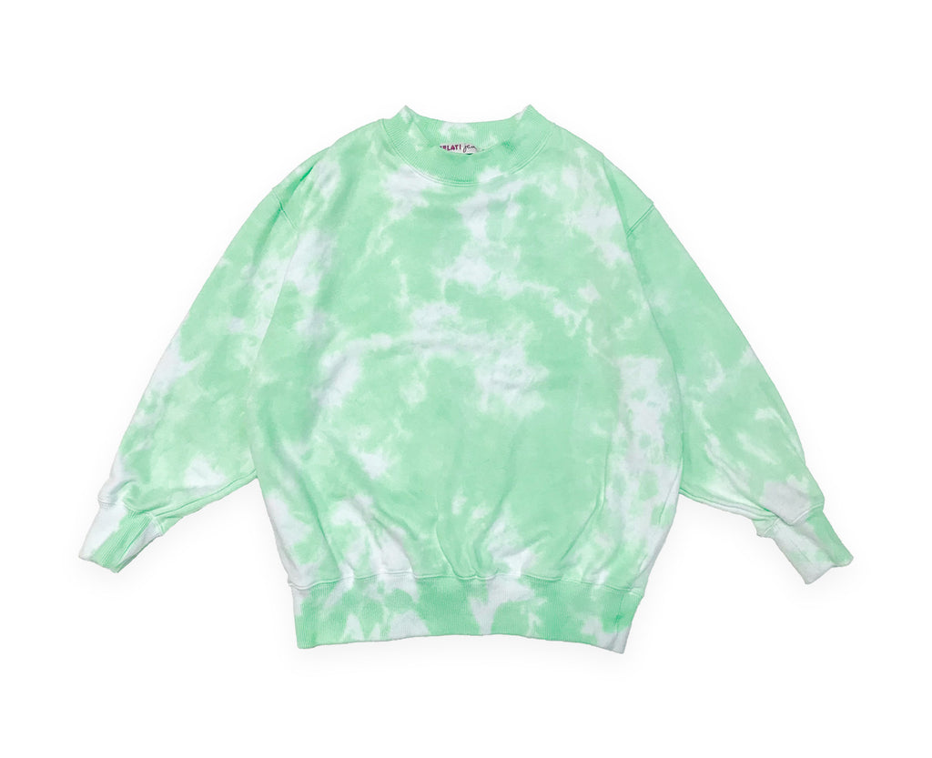 Peppermint Chip Retro Sweat