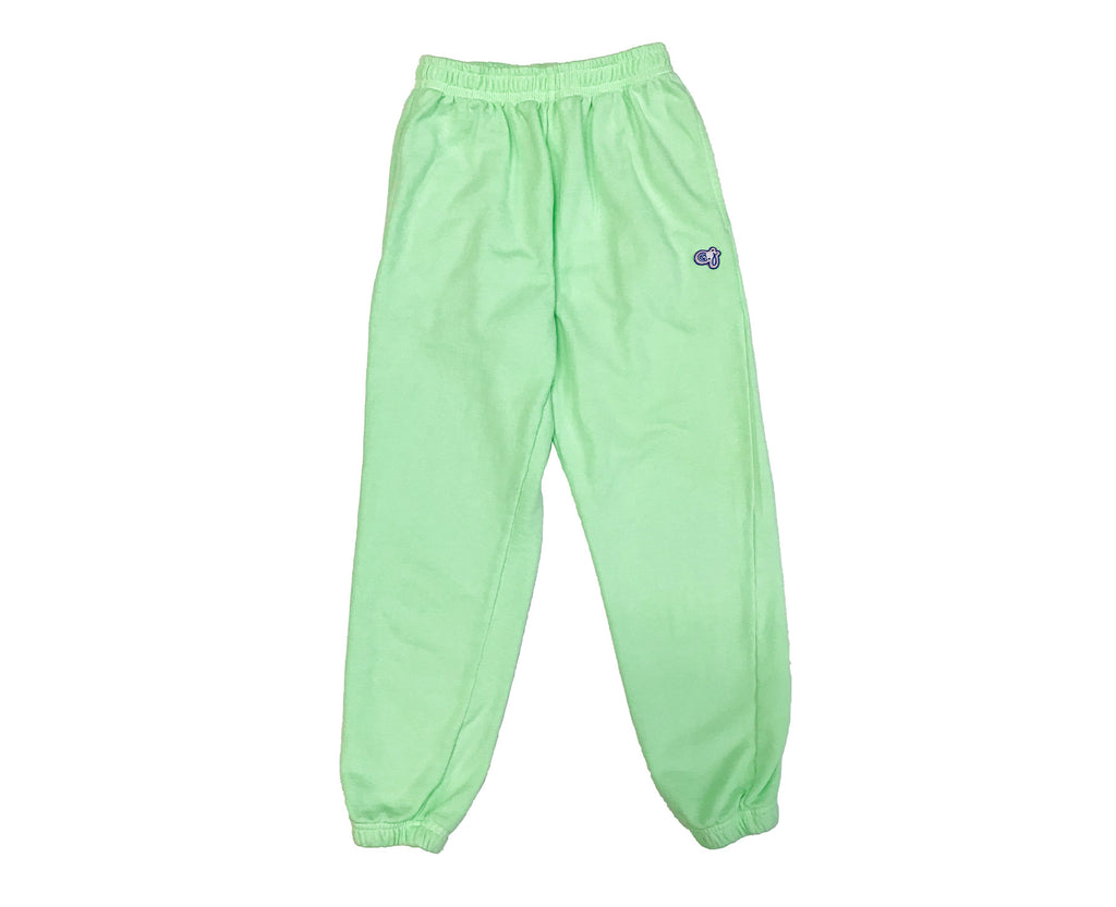 Gelati Custom Embroidery Retro Track Pant